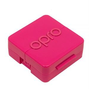 Pink Mouth Guard Case